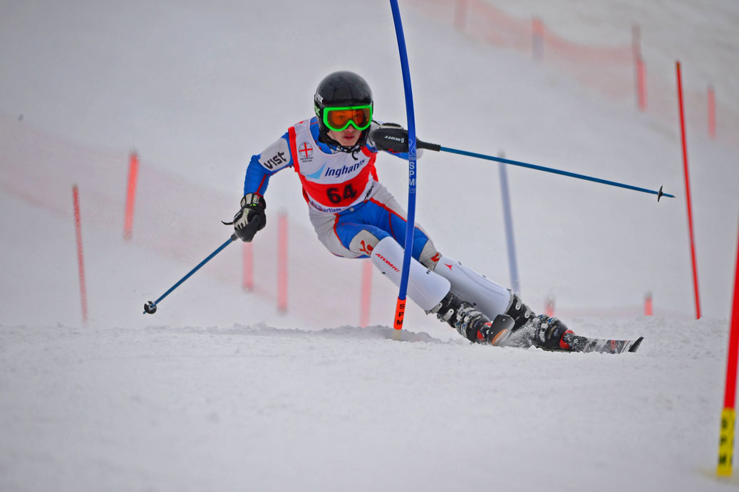 English Alpine Championships 2014 - Slalom