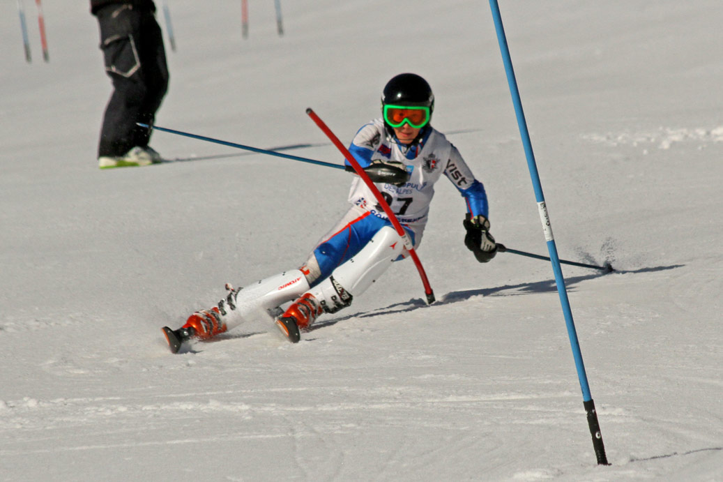 Scottish Championships 2014 (Courchevel Ecosse) - Slalom